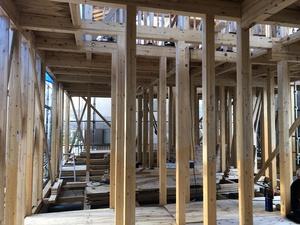 木造2階建てアパート