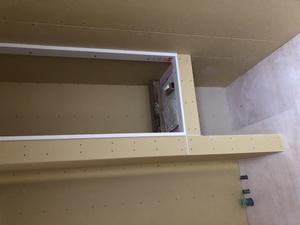 収納とトイレ置き場